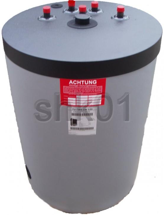 Thermic Energy Thermen-Unterstell-Trinkwasser-Speicher TU-TWS-1W 120 – 160
