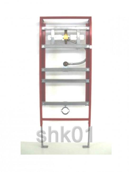 Urinal Element für TECE UP-Druckspüler 130 Vorwandelement Easy4you