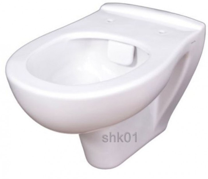 Vitra Diana Wand-WC spülrandlos Vitraclean ohne Sitz 5741N403-1130 DI003510201