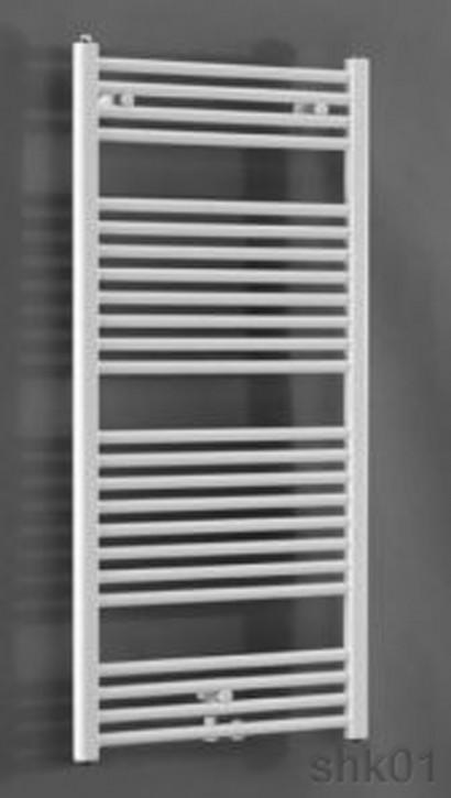 Badheizkörper Sanibel 1001 Designbadheizkörper Kompaktheizkörper Handtuchtrockner