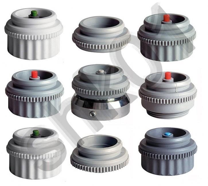 Ventiladapter f. thermische Stellantriebe Fußbodenheizung Fremdverteiler Adapter