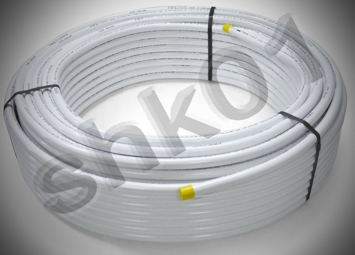 Aluminium Mehrschichtverbundrohr Verbundrohr Heizung Sanitär o DVGW ab 0,67€/m