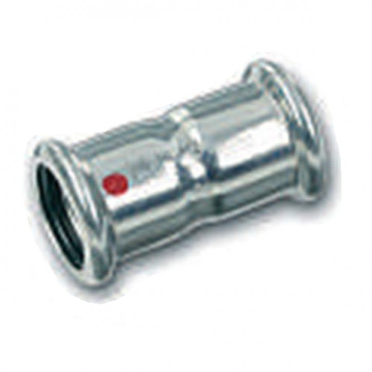 SANHA Therm C-Stahl Press Serie 24000 Fittinge Pressfitting alt. Muffe reduziert