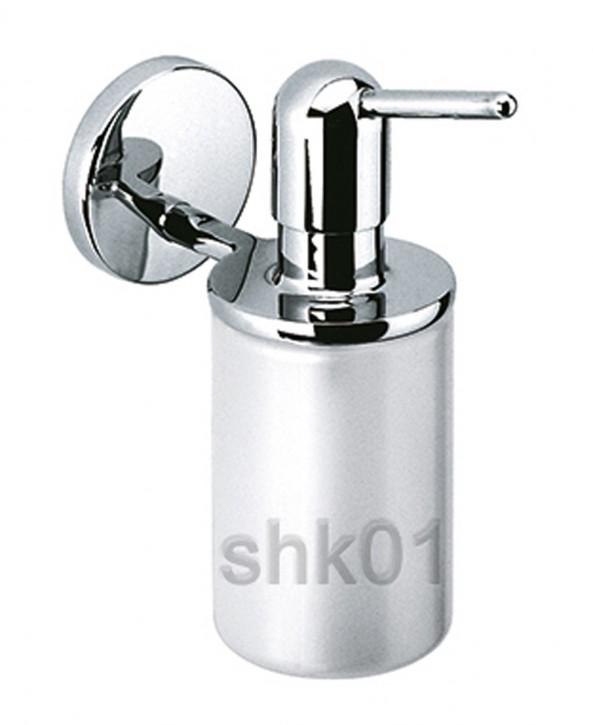 DIANA AKTIV Accessoires Badausstattung Seifenspender mit Acrylbehälter