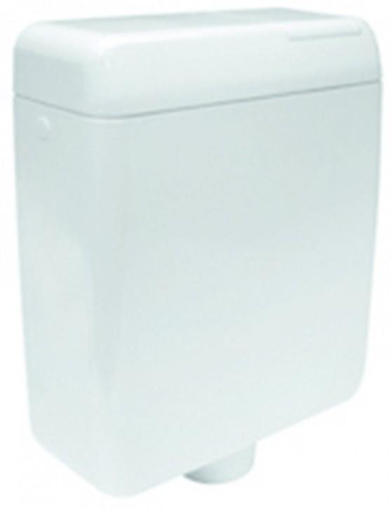 Jomo Spülkasten SM6 168-16500101-00 weiss Aufputz Tiefhängend WC-Spülkasten Bad