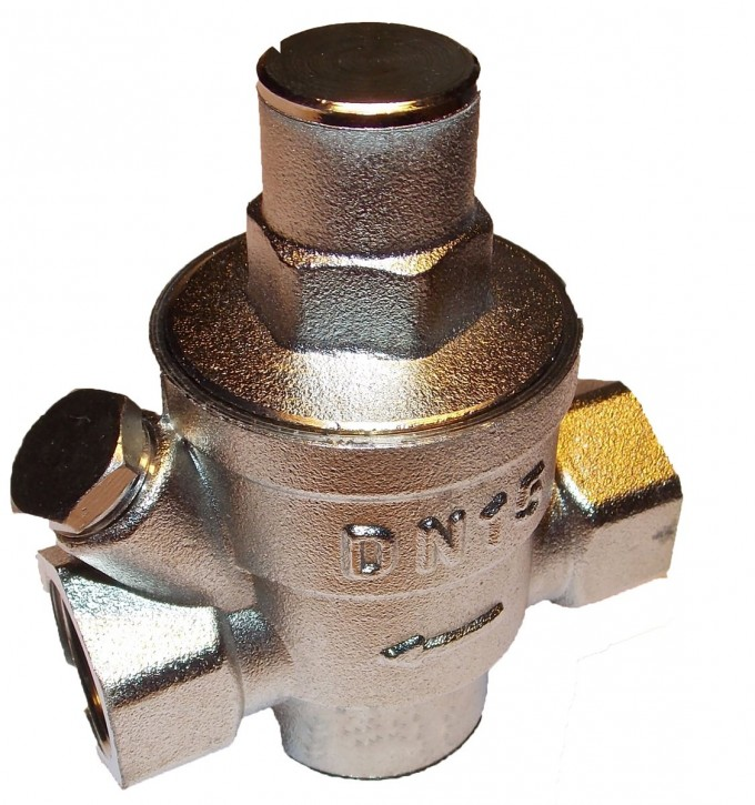 Druckminderer mit oder ohne Manometer 10 bar 40mm