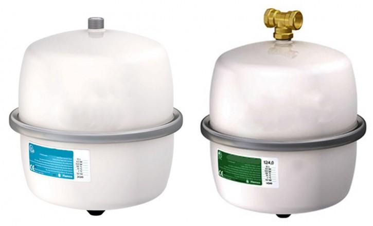 Airfix-A u. D Druckausdehnungsgefäß 8 12 18 25 35 50 80 Liter Trinkwasser weiß