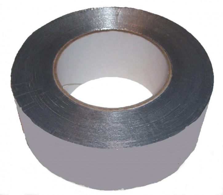 Reinaluminium Klebeband 50mm x 100m für Alukaschierte Steinwolle Rohr 0,20€/m