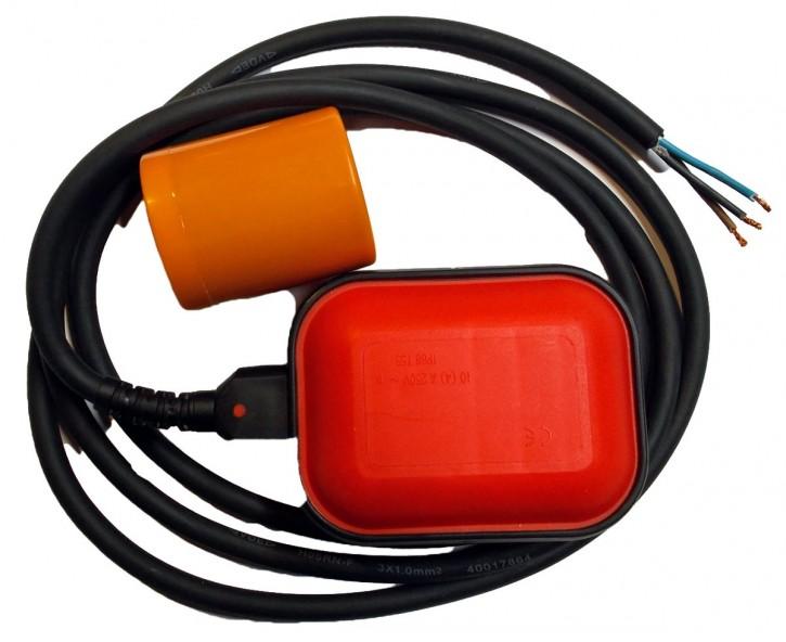 Schwimmerschalter 2m 5m Kabel 15A Kabelisolierung PVC für Tauchpumpen