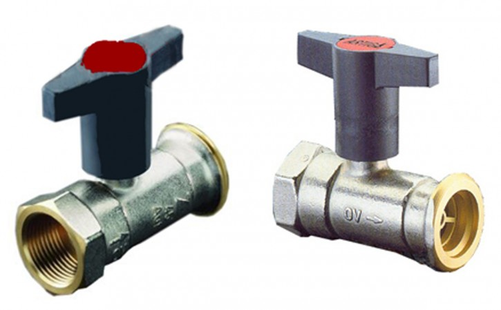 Pumpenkugelhahn Oventrop 1078 Kugelhahn Kugelventil mit o.ohne Schwerkraftbremse