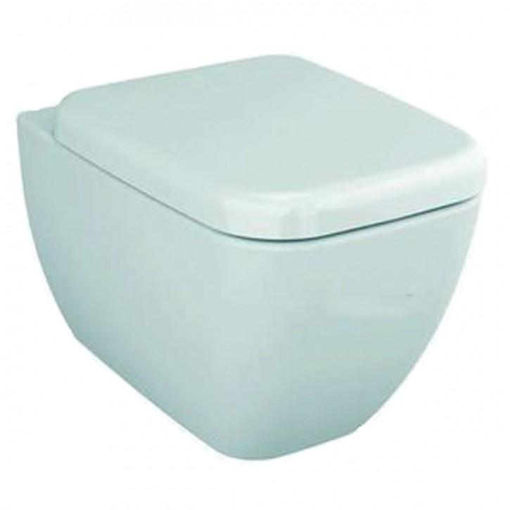 DIANA LIFE DI004500001 Wand-Tiefspüler-WC weiß wandhängend tiefspüler