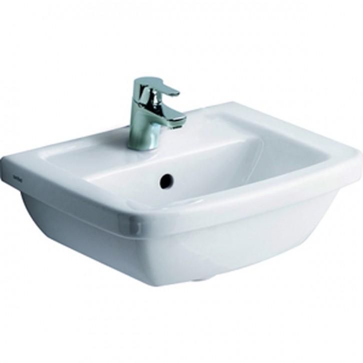 Sanibel 3001 Waschtisch  Handwaschbecken Waschbecken 45,55,60,65cm weiß