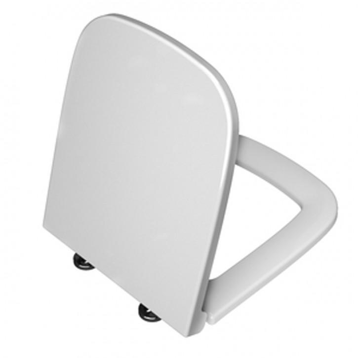 VITRA S20 WC-Sitz f.WWC,Sanibel 2000,kurz mit Absenkautomatik SoftClose, weiß