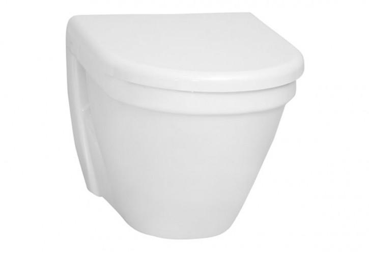 Vitra 5319L003-0075 Larimar Wand-Flachspül-WC aktiv 4YOU 5319 Toilette Klo weiß