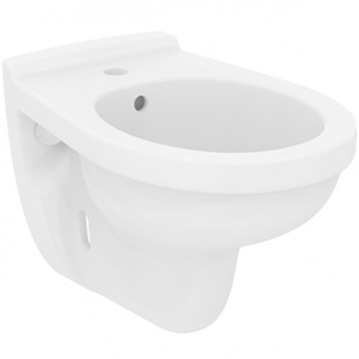 sanibel 1001 Wand-Bidet A16 weiß K288701 Bidet Dusch-WC Toilette Sitzwaschbecken