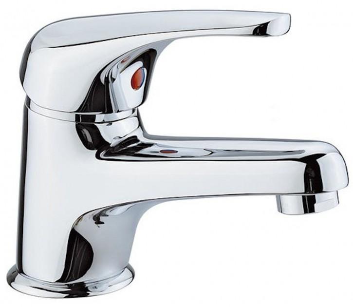 Rumba III 8900461 Einhand Waschtischmischer Niederdruck Armatur Waschbecken chr.