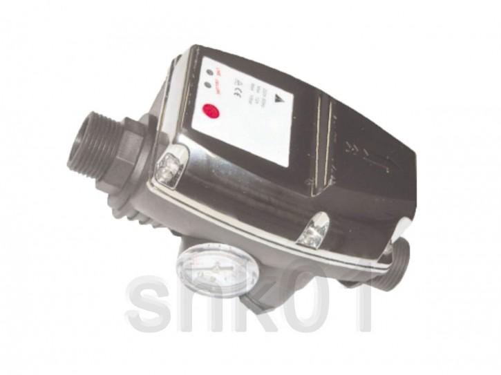 Pumpen Druckschalter Druckwächter Druckregler 230V Manometer 10bar