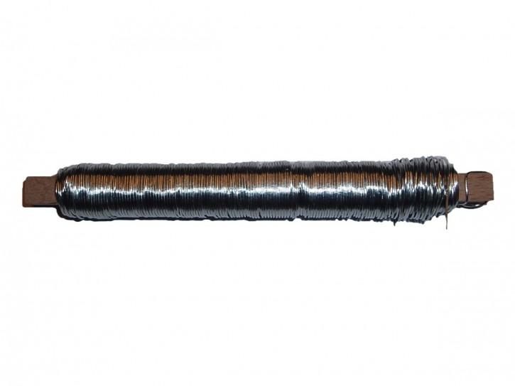 Wickeldraht verzinkt 100g Bindedraht Steinwolle Rohrschalen Dämmung Isolierung