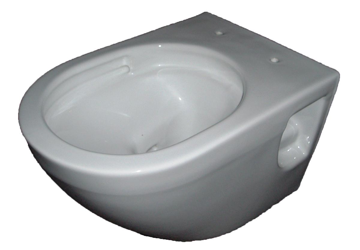 Wand WC TOTO NC weiß CW762Y ohne Sitz Tornado Flush CeFiONtect-TOTO ...